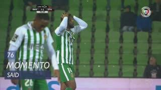 Rio Ave FC, Jogada, Said aos 76'