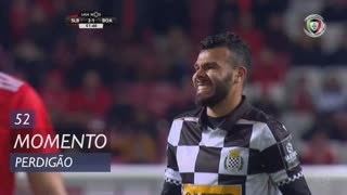 Boavista FC, Jogada, Perdigão aos 52'