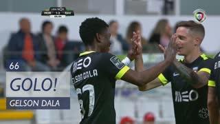 GOLO! Rio Ave FC, Gelson Dala aos 66', Moreirense FC 1-2 Rio Ave FC