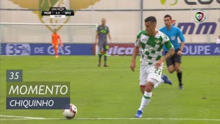 Moreirense FC, Jogada, Chiquinho aos 35'