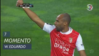 SC Braga, Jogada, Wilson Eduardo aos 7'