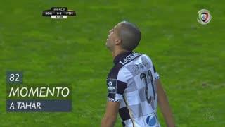 Boavista FC, Jogada, A. Tahar aos 82'