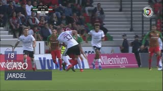 SL Benfica, Caso, Jardel aos 18'