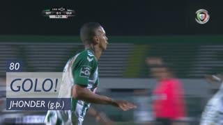 GOLO! Vitória FC, Jhonder aos 80', Vitória FC 1-1 Vitória SC