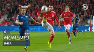 SL Benfica, Jogada, Rafa aos 6'