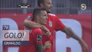 GOLO! SL Benfica, Grimaldo aos 76', CD Nacional 0-3 SL Benfica