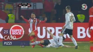 SL Benfica, Caso, Pizzi aos 25'