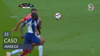 FC Porto, Caso, Marega aos 35'