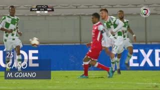 SC Braga, Caso, Marcelo Goiano aos 25'