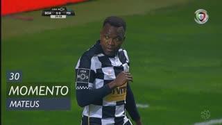 Boavista FC, Jogada, Mateus aos 30'
