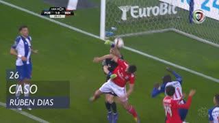 SL Benfica, Caso, Rúben Dias aos 26'