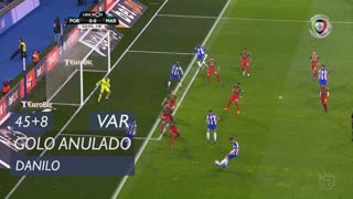 FC Porto, Golo Anulado, Danilo aos 45'+8'