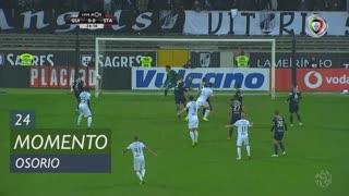 Vitória SC, Jogada, Osorio aos 24'