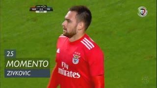 SL Benfica, Jogada, Zivkovic aos 25'