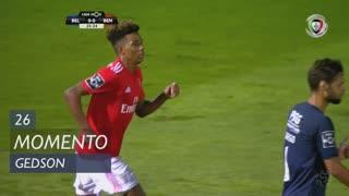 SL Benfica, Jogada, Gedson aos 26'
