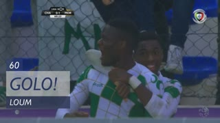GOLO! Moreirense FC, Loum aos 60', GD Chaves 0-1 Moreirense FC
