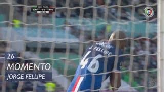 CD Aves, Jogada, Jorge Fellipe aos 26'