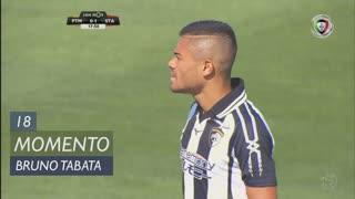 Portimonense, Jogada, Bruno Tabata aos 18'