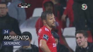 SL Benfica, Jogada, Seferovic aos 34'
