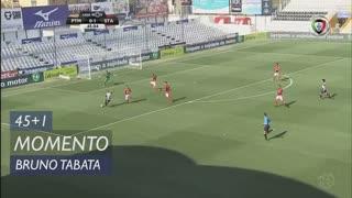 Portimonense, Jogada, Bruno Tabata aos 45'+1'