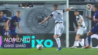 Boavista FC, Jogada, David Simão aos 49'