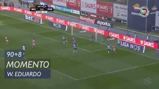 SC Braga, Jogada, Wilson Eduardo aos 90'+8'