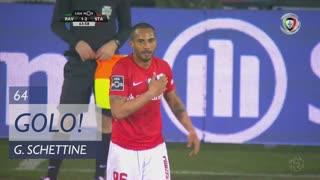 GOLO! Santa Clara, Guilherme Schettine aos 64', Rio Ave FC 1-2 Santa Clara