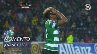 Sporting CP, Jogada, Jovane Cabral aos 67'