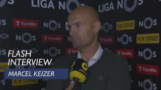 Liga (31ª): Flash Interview Marcel Keizer
