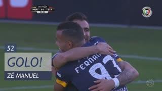 GOLO! Sta. Clara, Zé Manuel aos 52', Moreirense FC 0-1 Sta. Clara