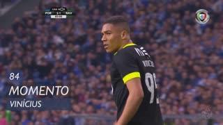 Rio Ave FC, Jogada, Vinícius aos 84'