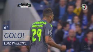 GOLO! Sporting CP, Luiz Phellype aos 61', FC Porto 0-1 Sporting CP