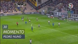 Moreirense FC, Jogada, Pedro Nuno aos 30'