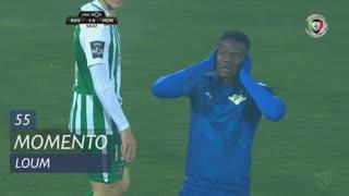 Moreirense FC, Jogada, Loum aos 55'