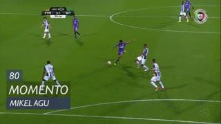 Vitória FC, Jogada, Mikel Agu aos 80'