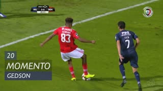 SL Benfica, Jogada, Gedson aos 20'