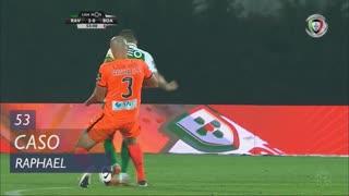 Boavista FC, Caso, Raphael aos 53'