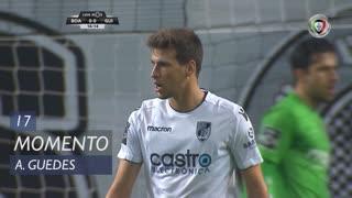 Vitória SC, Jogada, Alexandre Guedes aos 17'