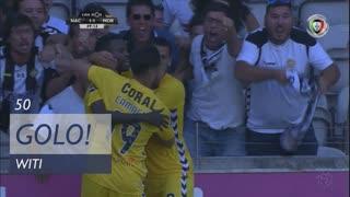 GOLO! CD Nacional, Witi aos 50', CD Nacional 1-1 Moreirense FC