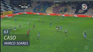 CD Feirense, Caso, Marco Soares aos 63'