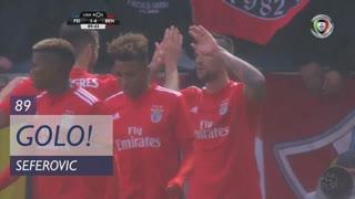 GOLO! SL Benfica, Seferovic aos 89', CD Feirense 1-4 SL Benfica