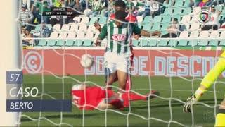 Vitória FC, Caso, Berto aos 57'