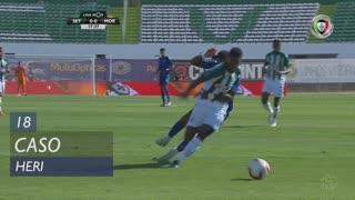 Moreirense FC, Caso, Heri aos 18'