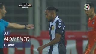 CD Nacional, Jogada, Gorré aos 33'