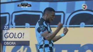 GOLO! Boavista FC, Obiora aos 22', Boavista FC 1-1 SC Braga