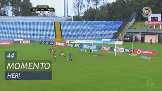 Moreirense FC, Jogada, Heri aos 44'