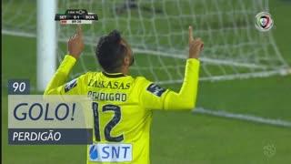 GOLO! Boavista FC, Perdigão aos 90', Vitória FC 0-2 Boavista FC