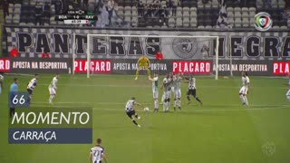 Boavista FC, Jogada, Carraça aos 66'