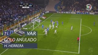 FC Porto, Golo Anulado, H. Herrera aos 71'