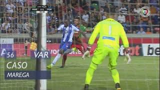 FC Porto, Caso, Marega aos 56'